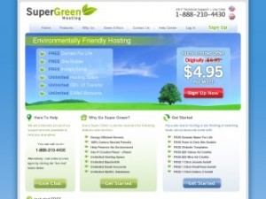 Super Green Hosting