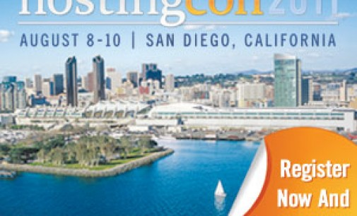San Diego, California, Selected for HostingCon 2011
