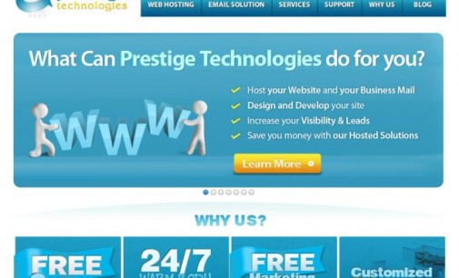 Web Host Interview features Michael Batalha, President at Prestige Technologies