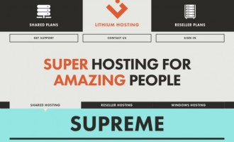 Lithium Hosting Web Host Interview