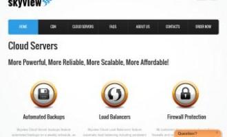Skyview Web Host Interview