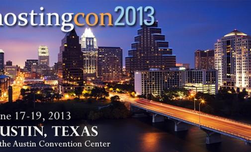 HostingCon 2013 – Premier Web Hosting Event!