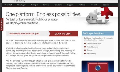 SoftLayer's StorageLayer™ Solution Hits New Capacity