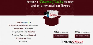 WHMCS and ThemeChilly Partner to Lower the Cost of Client Management and Billing for Web Hosts & Resellers