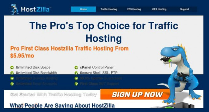 HostZilla Has Set Itself Apart In The Sea Of Website Hosting Providers By Providing Top Notch, Unbridled Support