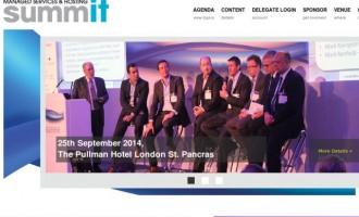 New research showing major market changes to be presented at the Managed Services & Hosting Summit 2014