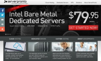 ServerPronto Licenses Patent-Pending Blaze IP Technology