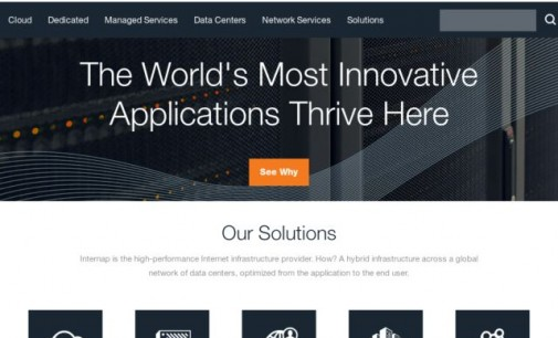 Internap Partners with Equinix to Expand Services Globally