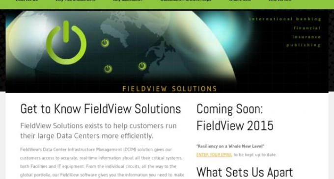 FieldView Solutions Unveils Next-Gen DCIM Tools at DCD NY