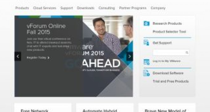Fujitsu and VMware Expand Global Collaboration in the Cloud