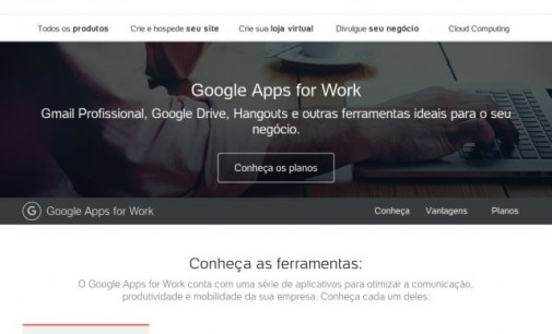 UOL HOST is now offering Google Apps for Work