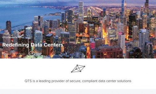 Sunesys Deploys High Bandwidth Network Solution in QTS Chicago Data Center