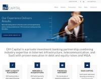 DH Capital Advises Rackspace on Sale of Cloud Sites Business Unit
