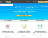 AWS Releases Amazon Kinesis Analytics