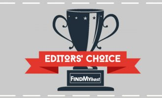 FindMyHost Releases April 2017 Editors' Choice Awards