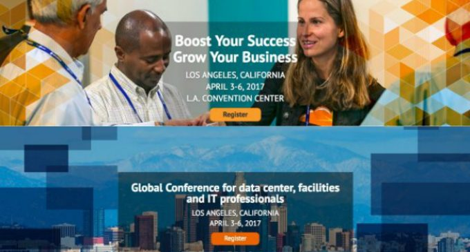 Data Center World and HostingCon Global 2017 Welcome the Press and Media to Co-Located Events