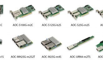 Supermicro Drives Converged Data Center Connectivity with Portfolio of 25/100Gbps Server Networking Solutions