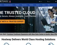 Hostway Selects Digital Realty as Data Center Partner to Enable Global Expansion