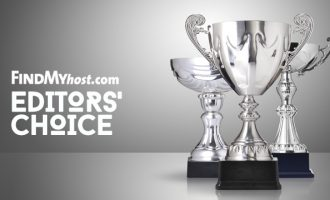 FindMyHost Releases May 2018 Editors' Choice Awards