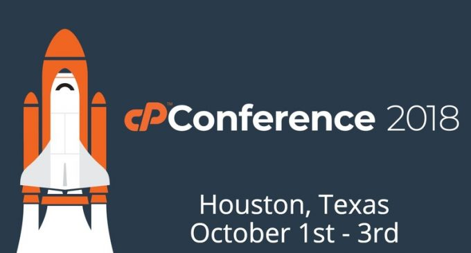 The 2018 cPanel Conference in Houston Oct. 2-3 is Excited to Release Its Schedule and Welcome More Sponsors