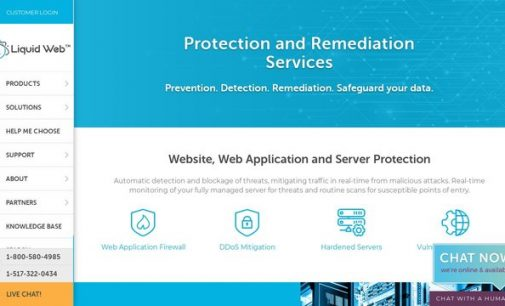 Liquid Web Announces Protection and Remediation Services for their Managed Hosting Solutions