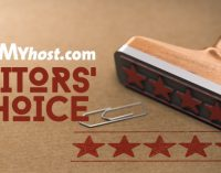 FindMyHost Releases First 2019 Editors' Choice Awards
