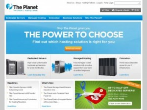 The Planet Website