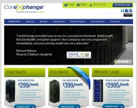 CoreXchange Launches Data Center Colocation Services with High Capacity Connectivity and Reliable Power
