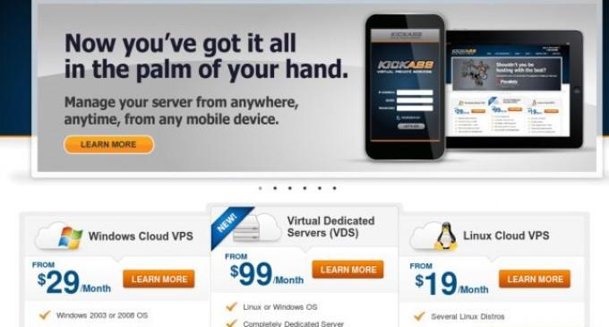 KickAssVPS.com Launches Low Cost Windows & Linux VDS Plans