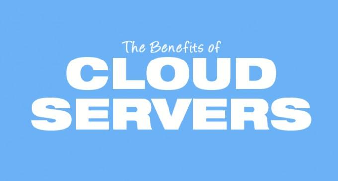 How do Companies benefit using Cloud Servers?