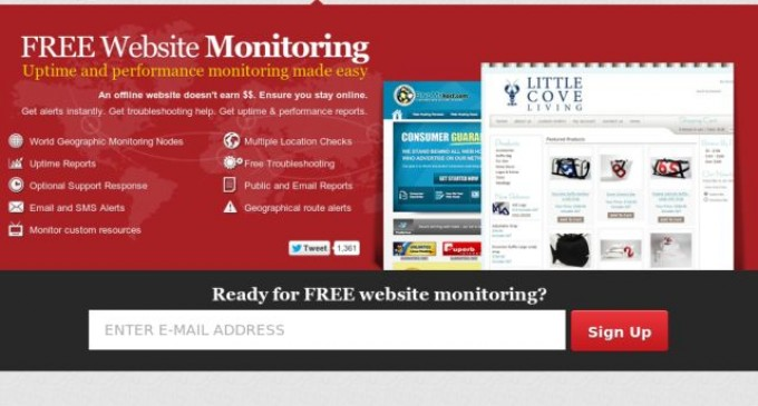 UptimeSpy Re-Launches Free Website Monitoring Service