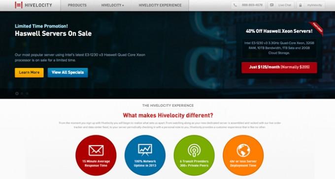 Hivelocity Introduces Enterprise DDoS Protection Services