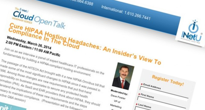 Cure HIPAA Hosting Headaches