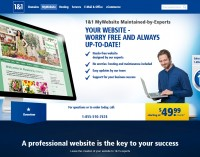1&1 Launches Fully Managed Service with MyWebsite Maintained by Experts