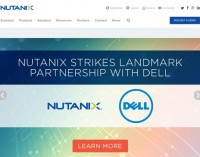 Nutanix Announces Global Agreement with Dell