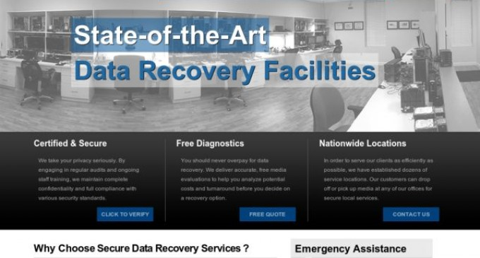 recovery secure harbor safe certification announces