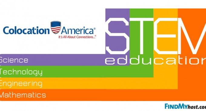"Colocation America creates ""STEM"" Grant Program Supporting K-12 Scholars"