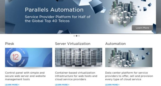 Parallels Cloud Server Accepted as Officially Supported Server Virtualization Product in OpenStack