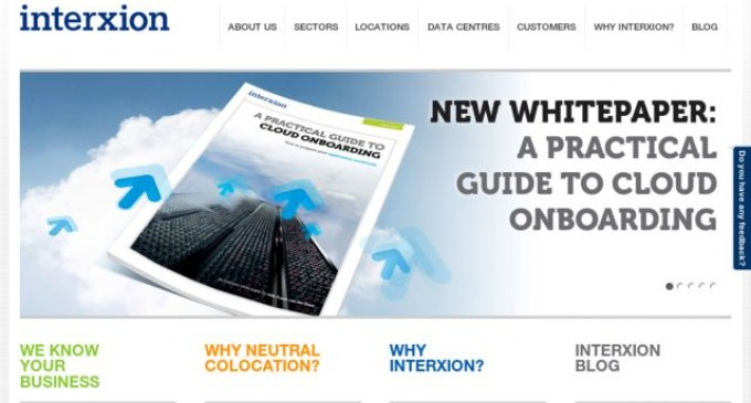 Interxion Is Packet's Gateway To Europe