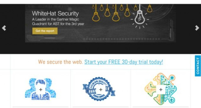 WhiteHat Security Named a Leader in Gartner's Magic Quadrant for Application Security Testing for Third Straight Year