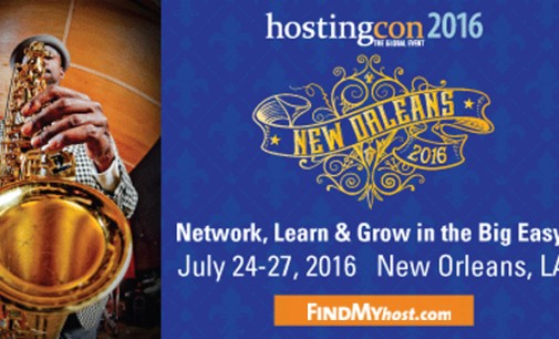 FindMyHost.com and HostingCon Global Announce Event Pass Giveaway