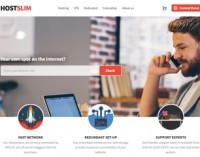 HostSlim Launches New Website