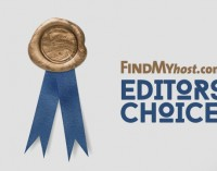 FindMyHost Releases September 2016 Editors' Choice Awards