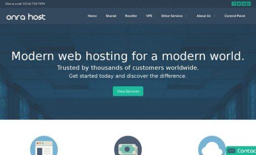 Onra Host Announces Strategic Partnership With Webair