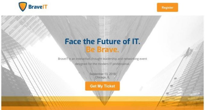 TierPoint to Host Inaugural BraveIT Event on September 13, 2018