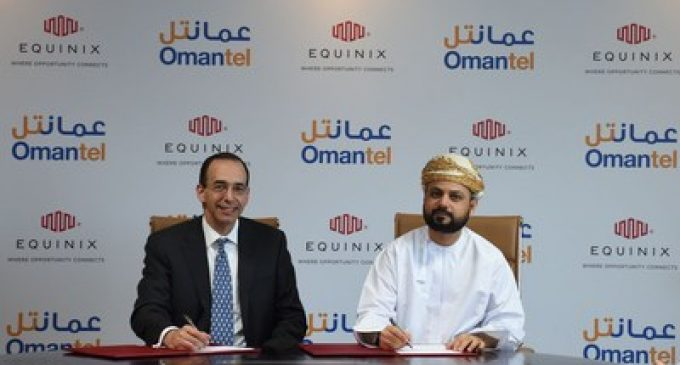Equinix and Omantel Enter Agreement to Build New Equinix Data Center in Oman