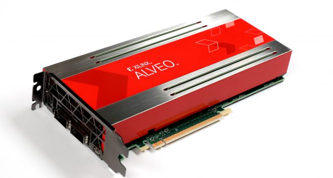 Xilinx Launches the World's Fastest Data Center and AI Accelerator Cards