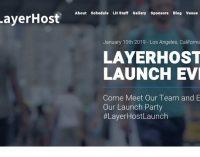 LayerHost.com Announces a Launch Event in Los Angeles, CA Celebrating it's Company's Rebranding