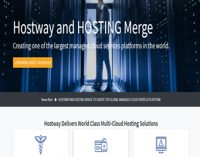 Hostway and HOSTING Merge, Creating One of the Largest Global Managed Cloud Services Platforms