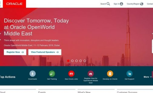 Oracle Enhances Cloud Capability in Abu Dhabi